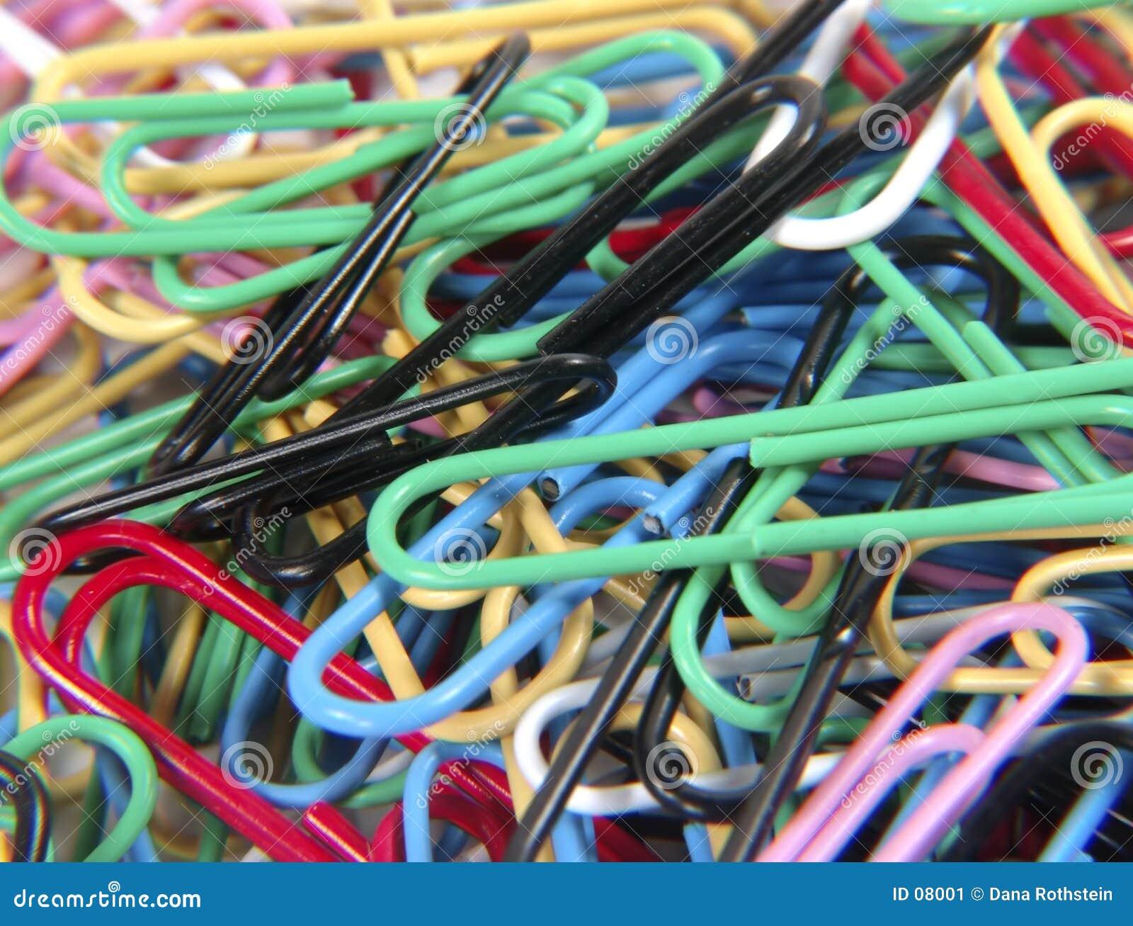 Trombones colorés