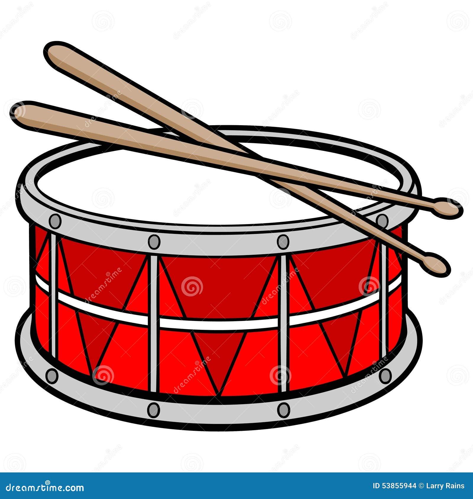 trommel vektor abbildung bild von eignung  metall  kunst 53855944 drum clip art free drum clipart silhouette