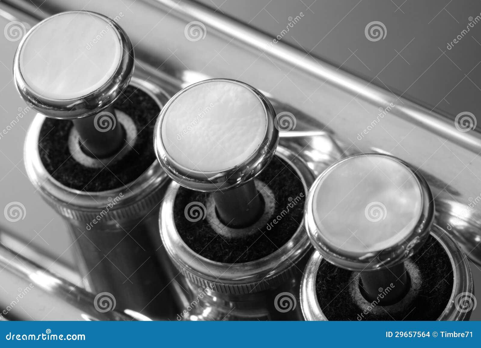Trompete-Ventile