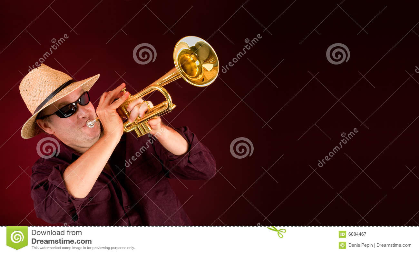 Trompeten eine Ansage