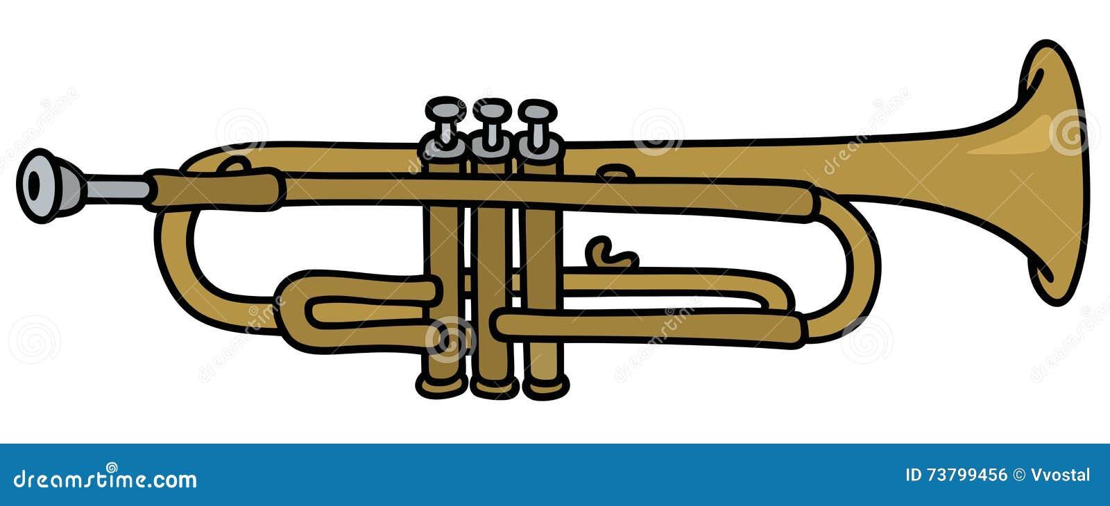 Trompette classique