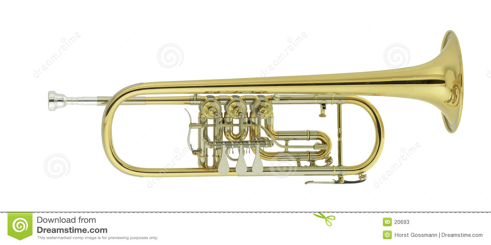 Trompette de concert
