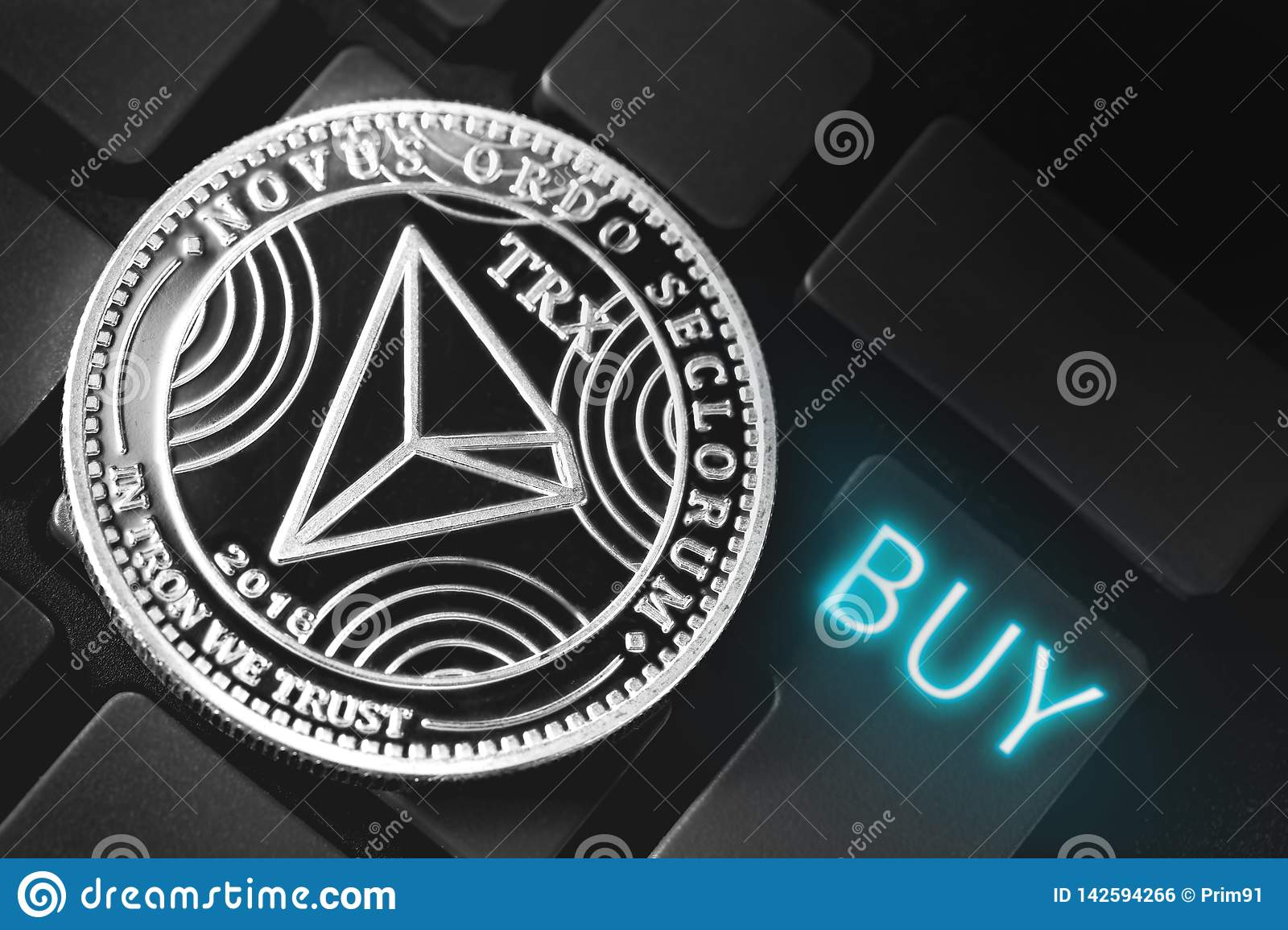 cryptocurrency tron buy