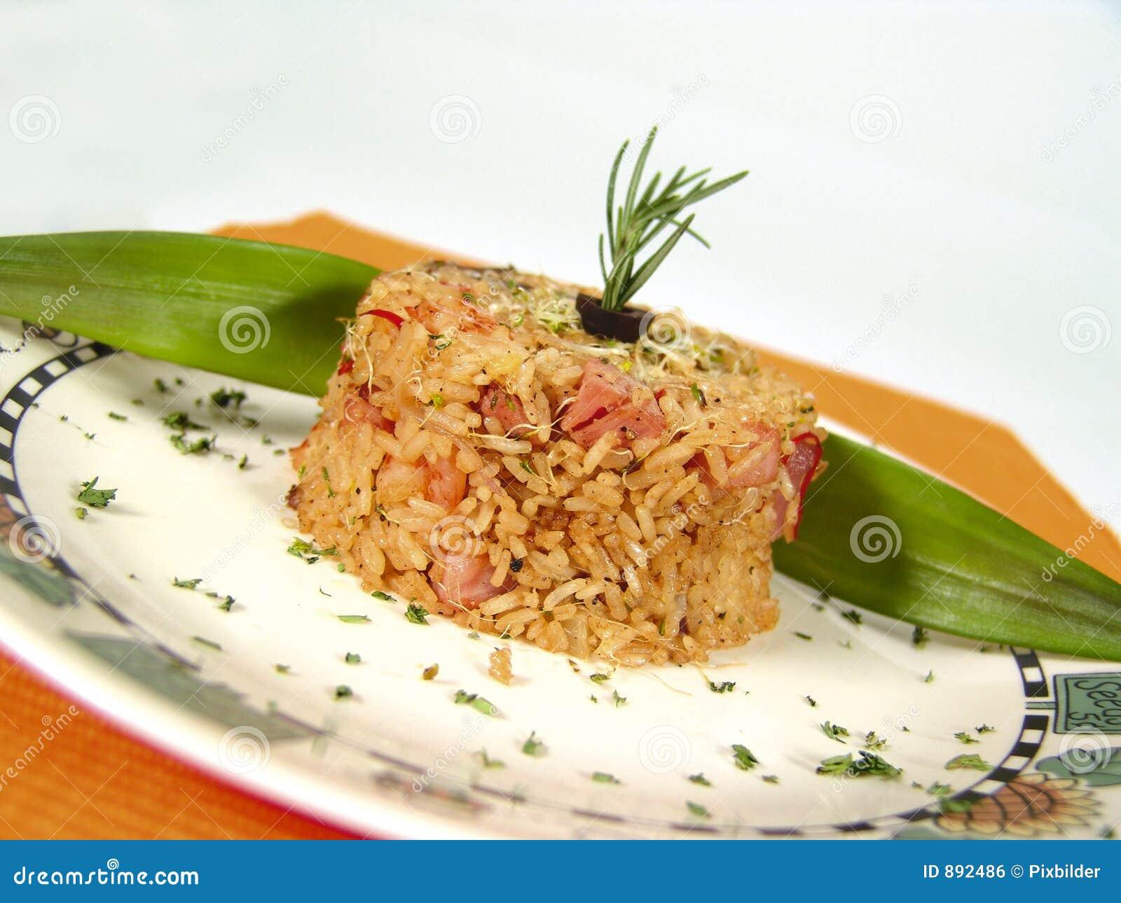 Tropcial ryżu