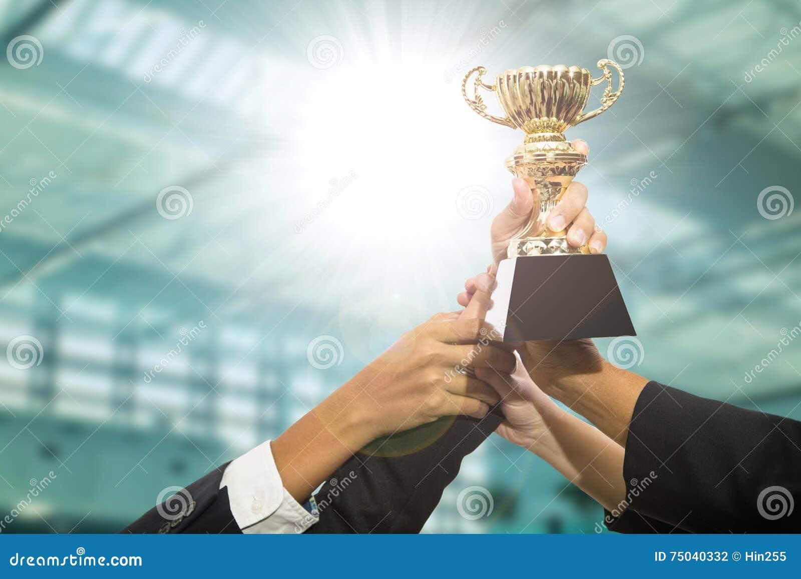 Trophée de récompense