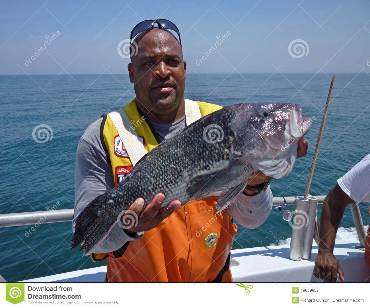 Trophy fish catch on the morning star editorial for Morning star fishing