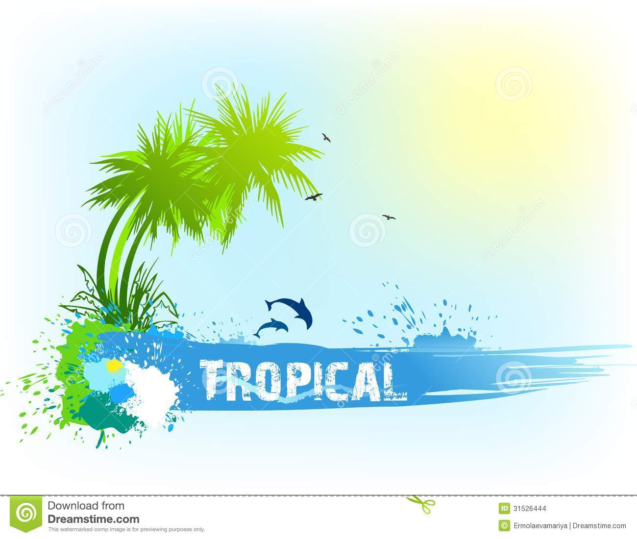 tropical abstract background vector stock images image 31526444 decorative clip art docx decorative clip art for poems