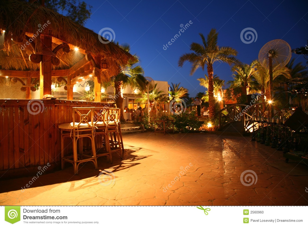 Tropical Island Beach Ambience Sound: Tropical Bar Stock Photo. Image Of Soda, Rope, Freedom