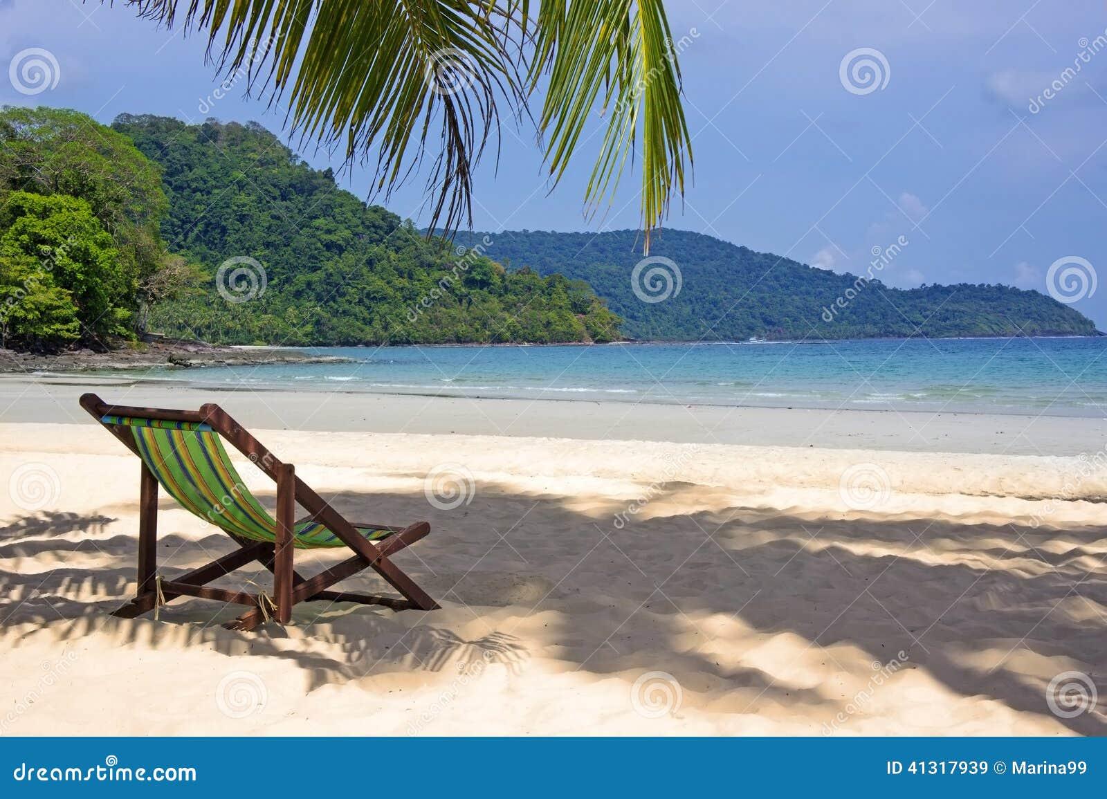 Tropical Beach Chairs Tropical Beach....