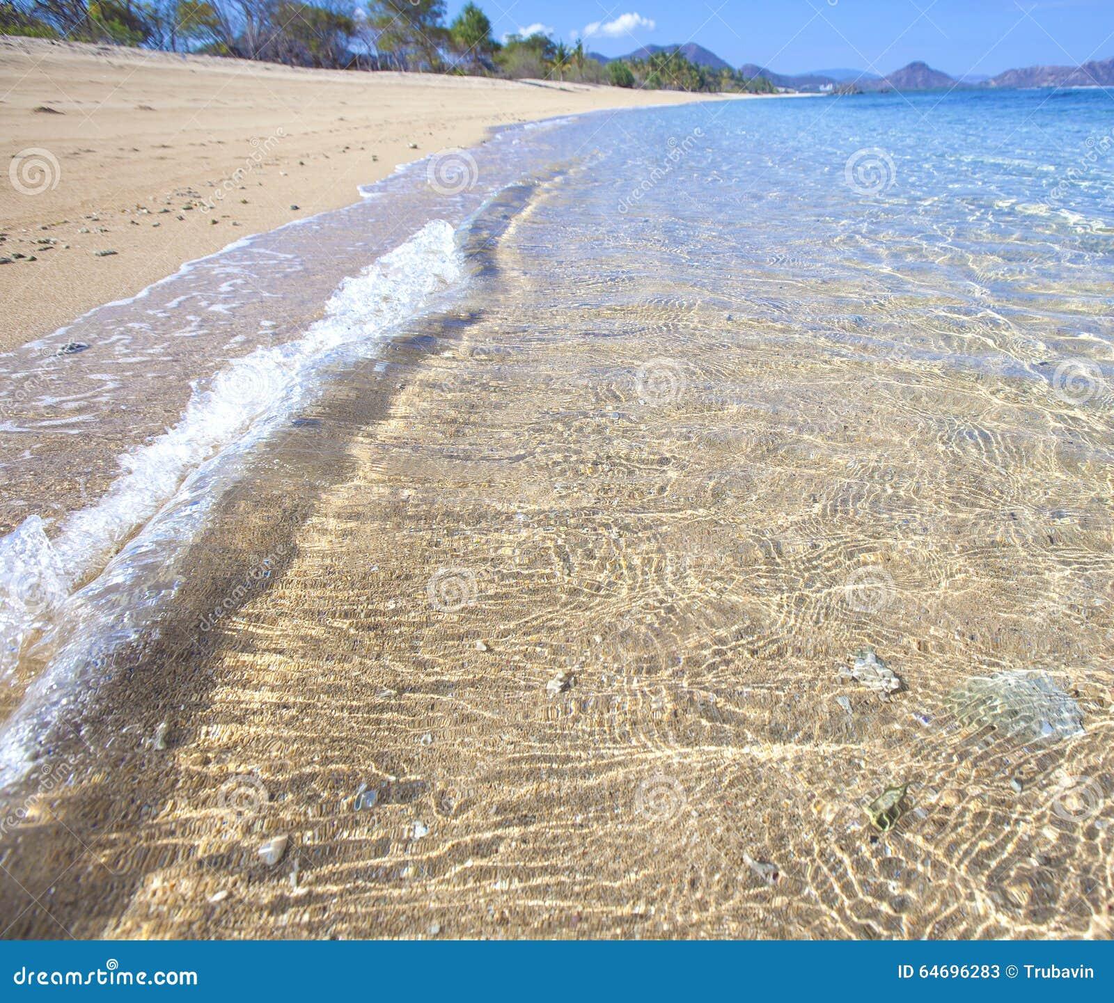 how to clean ocean water