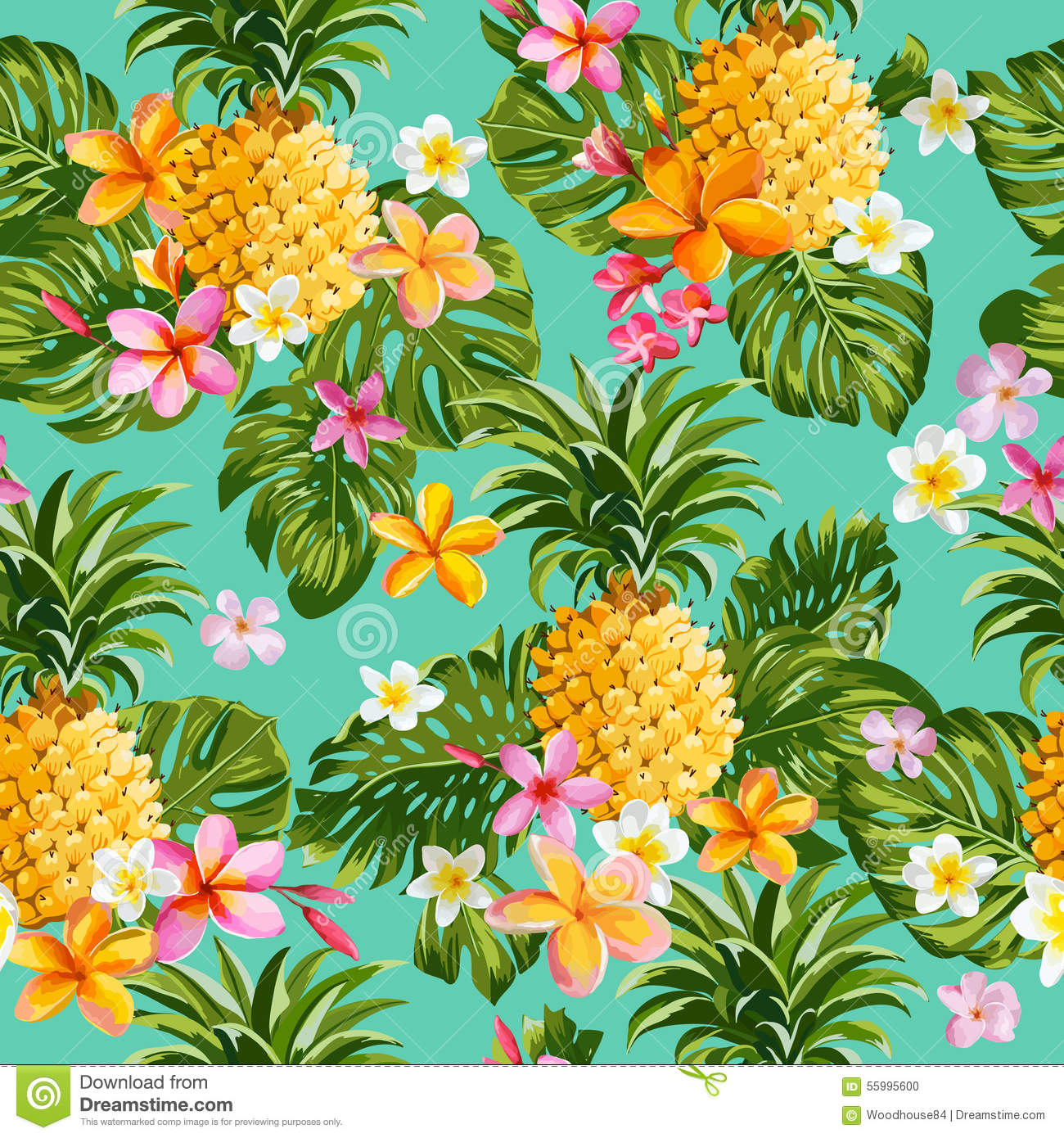 tropical flowers background stock illustration image tropical flower clip art free tropical flower clip art black and white