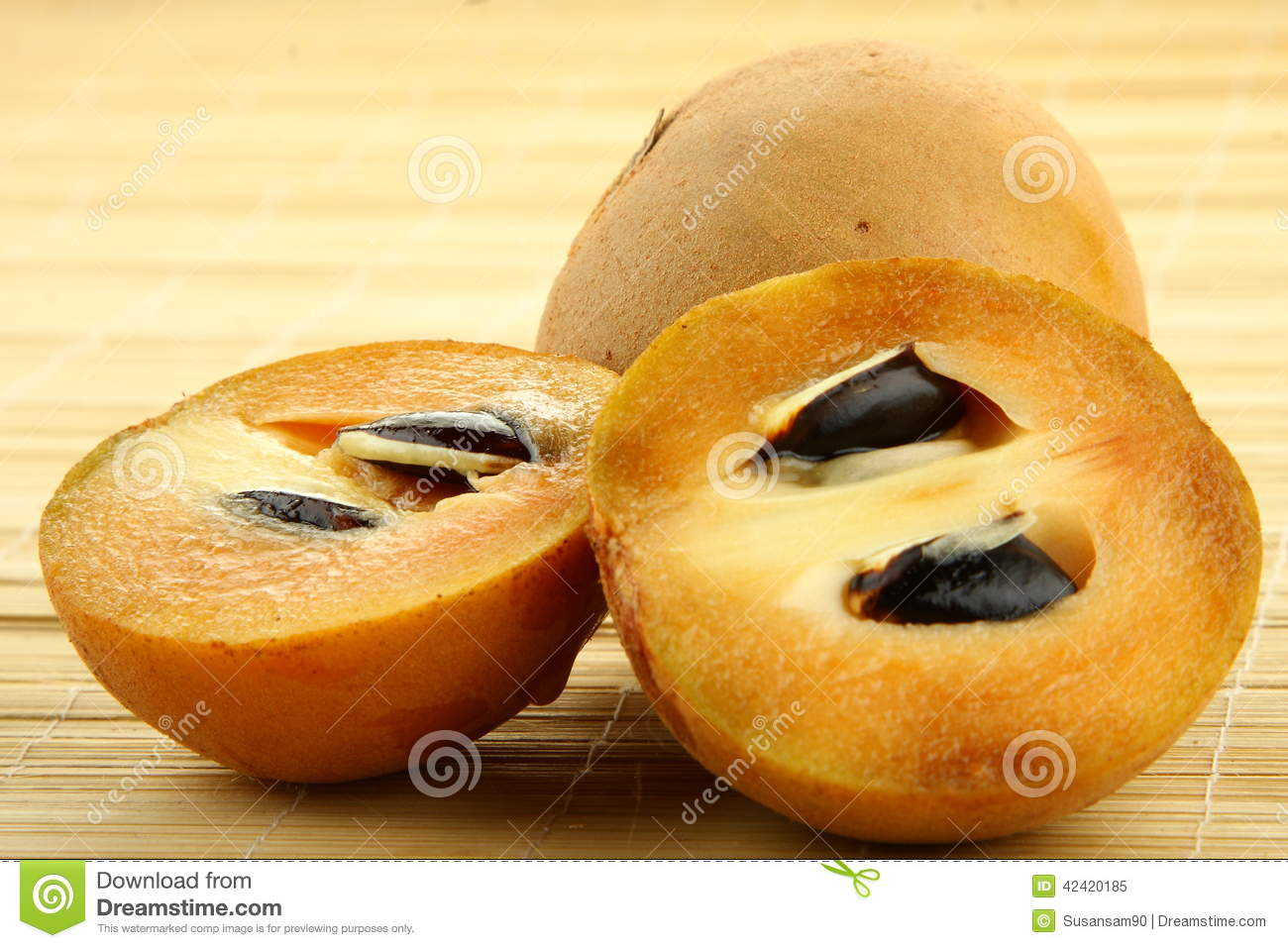 Pictures Of Chikoo Fruit