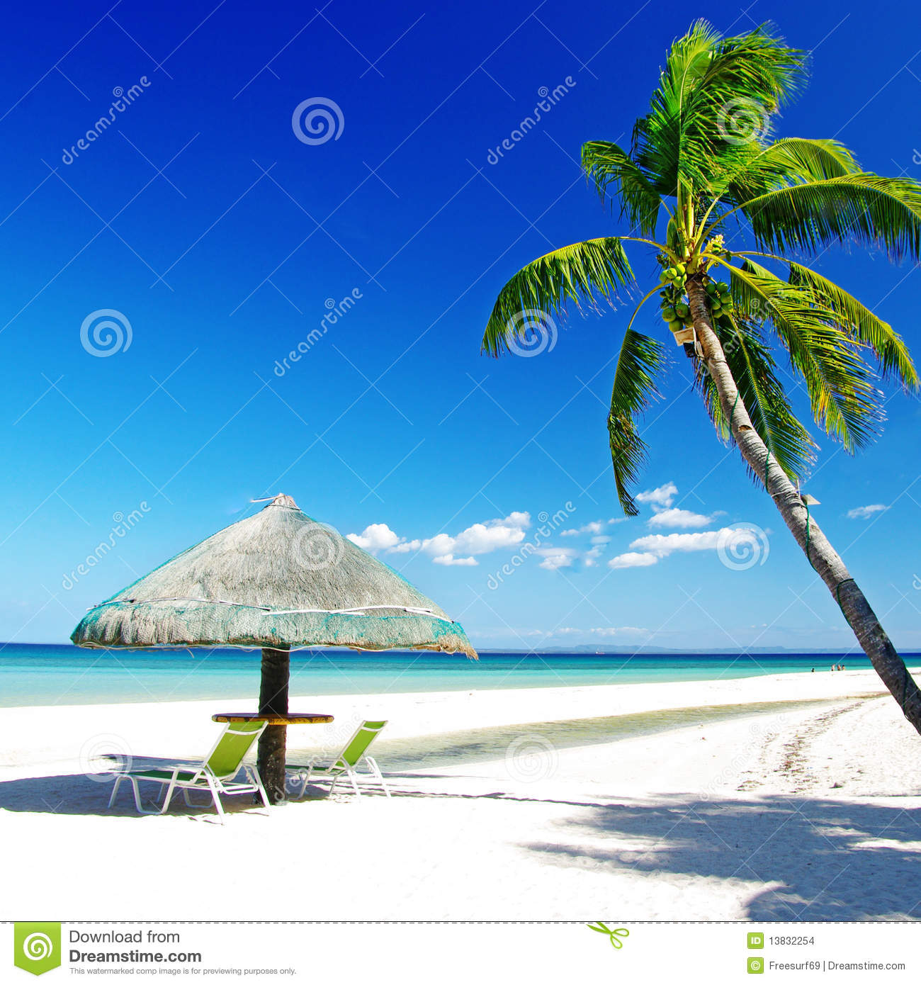 Tropical holidays stock photo Image of getaway blue