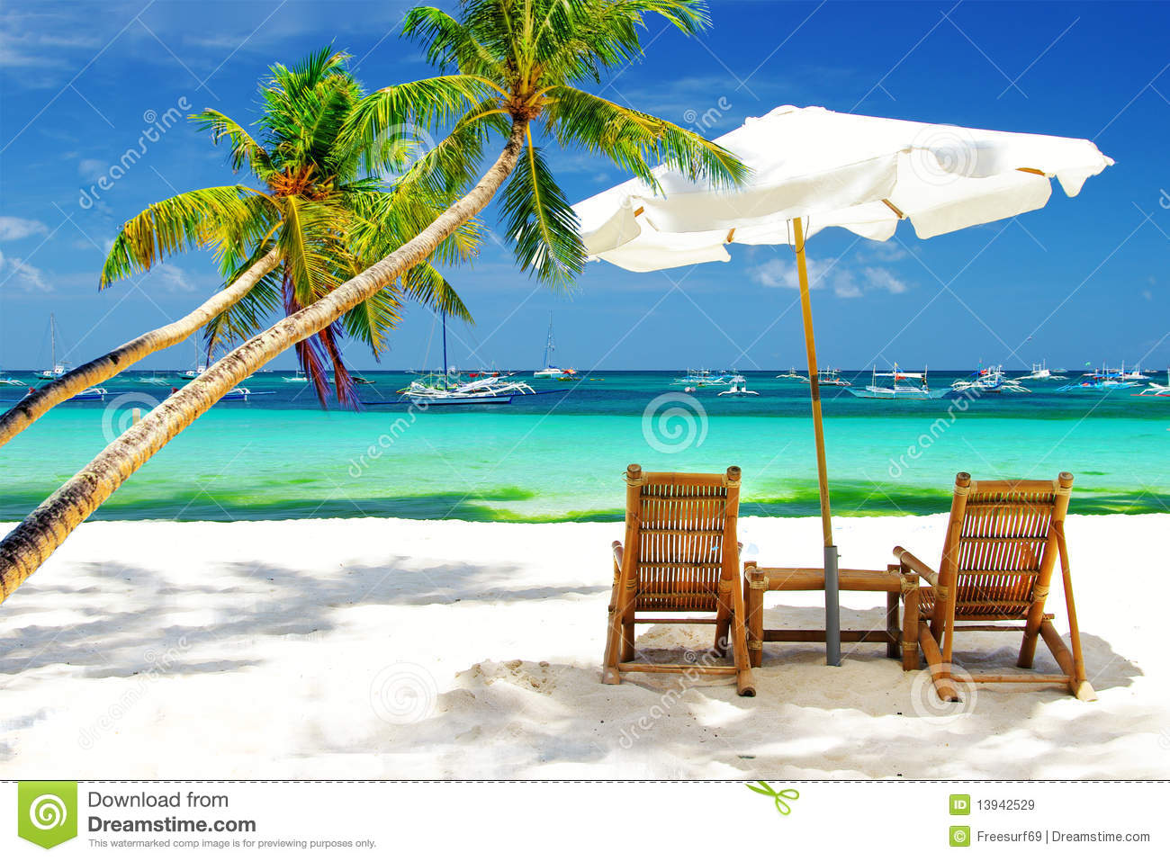 Tropical holidays stock image Image of peace shore
