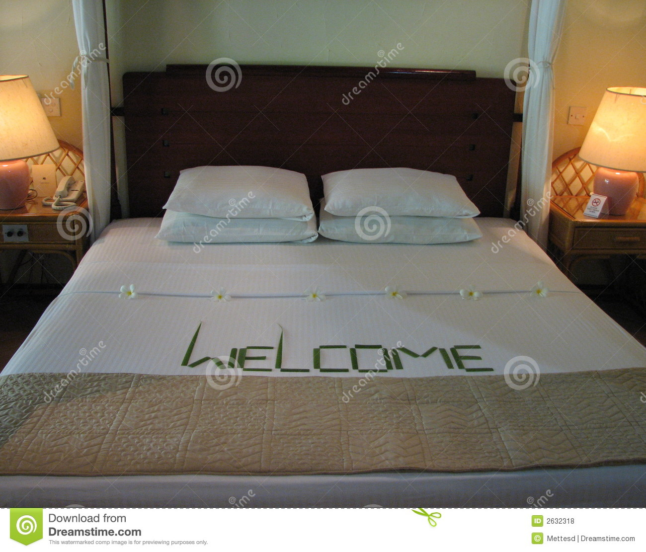 Tropical Hotel Room Royalty Free Stock Photos Image 2632318