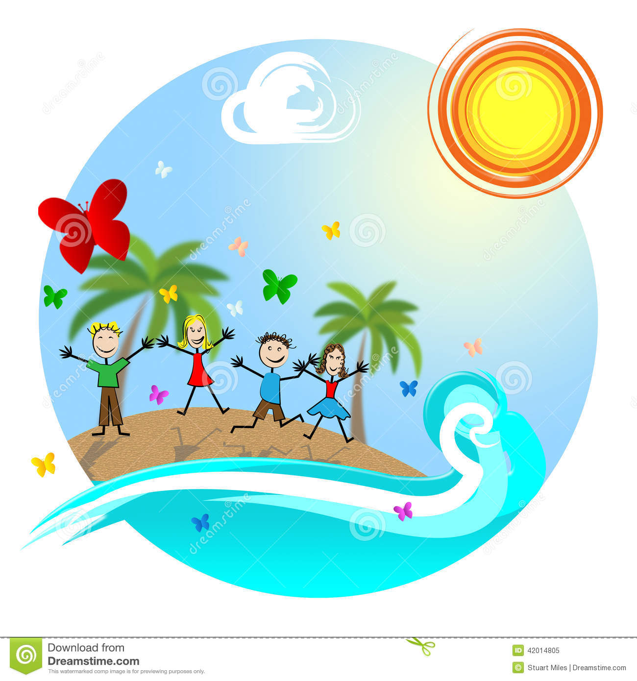 tropical island means go on leave and kids stock puerto rico clip art selling food puerto rico clipart images