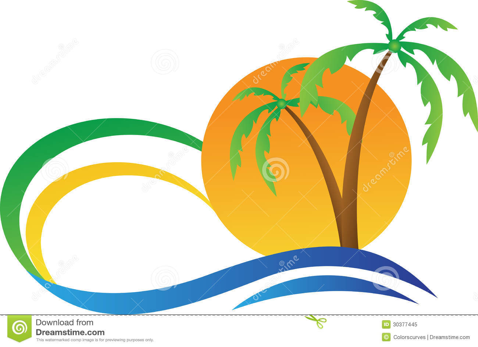 Tropical Island Royalt...