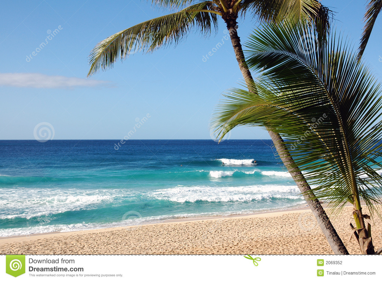 Tropical Island Beach Ambience Sound: Tropical Paradise Stock Photo. Image Of Travel, Vacation