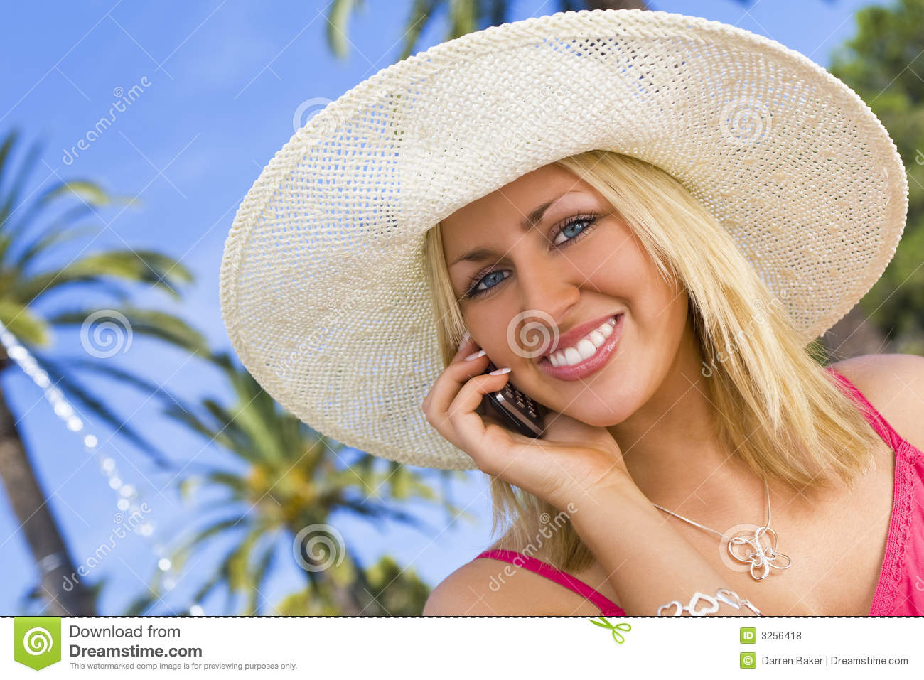 Tropical Phonecall