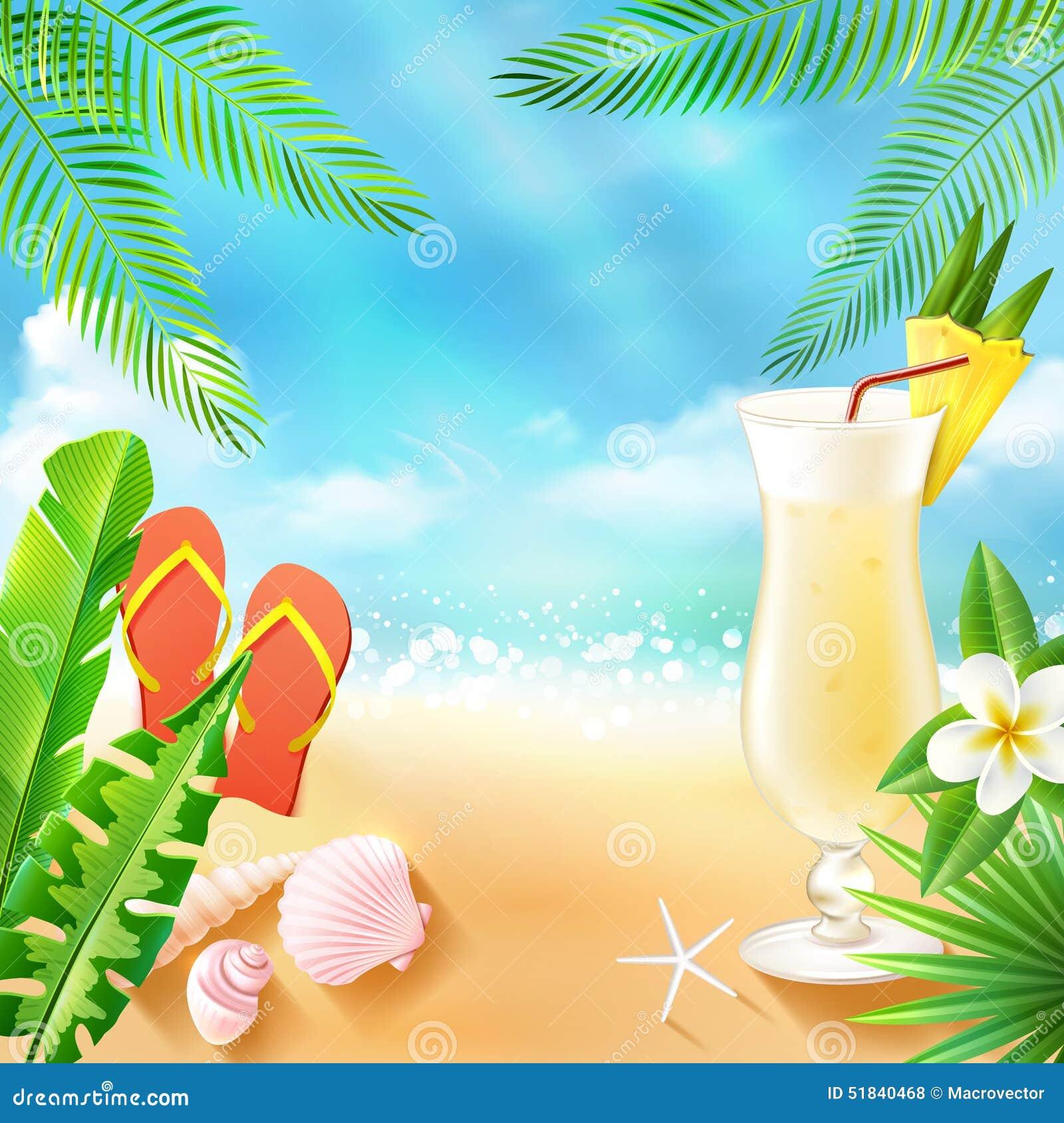 Hawaiian Invitation Cards as beautiful invitations sample