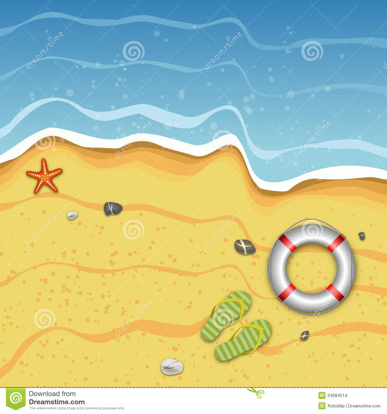 summer vector illustraitons - photo #46