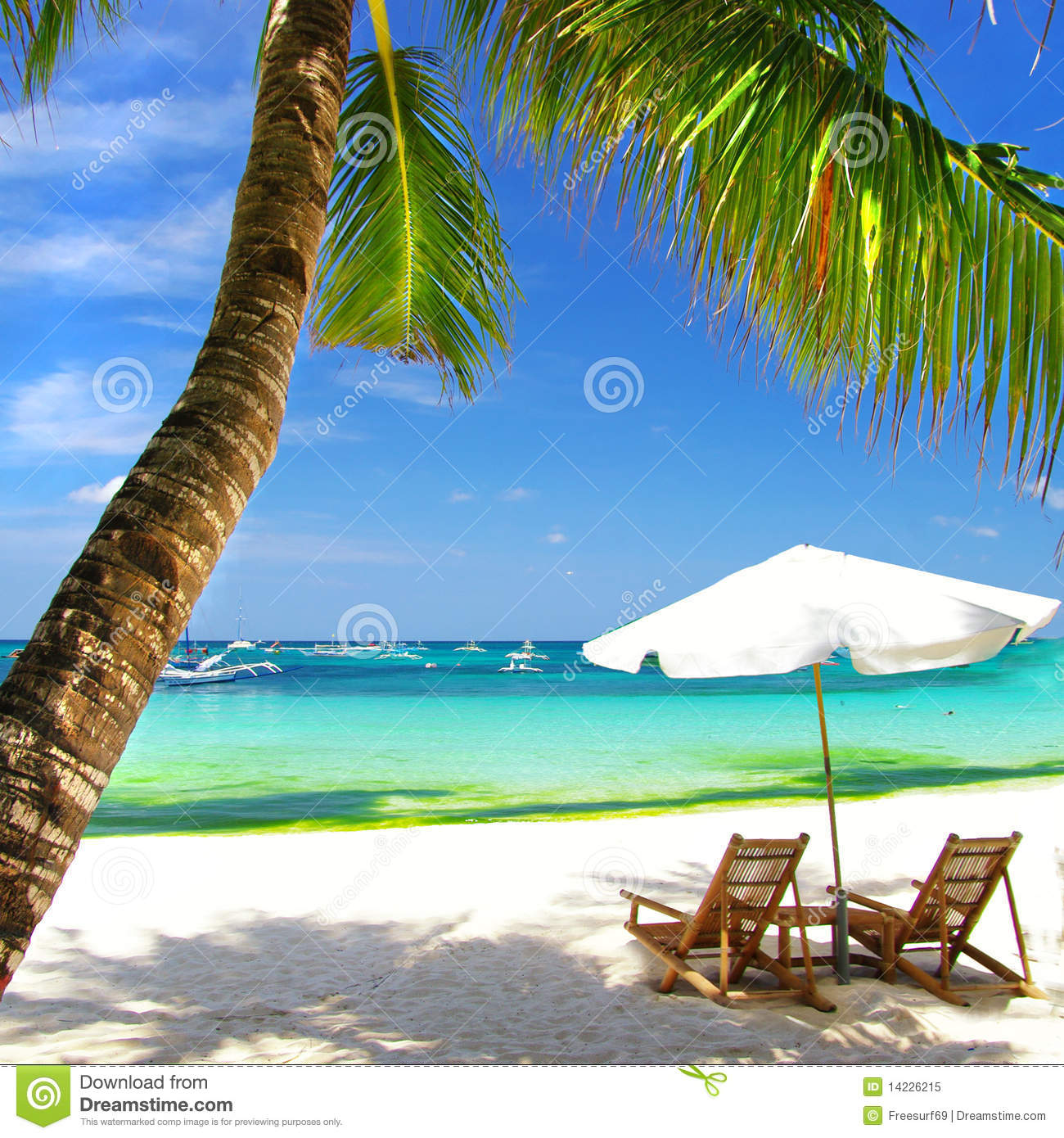 Tropical vacations stock image Image of hotel scenery