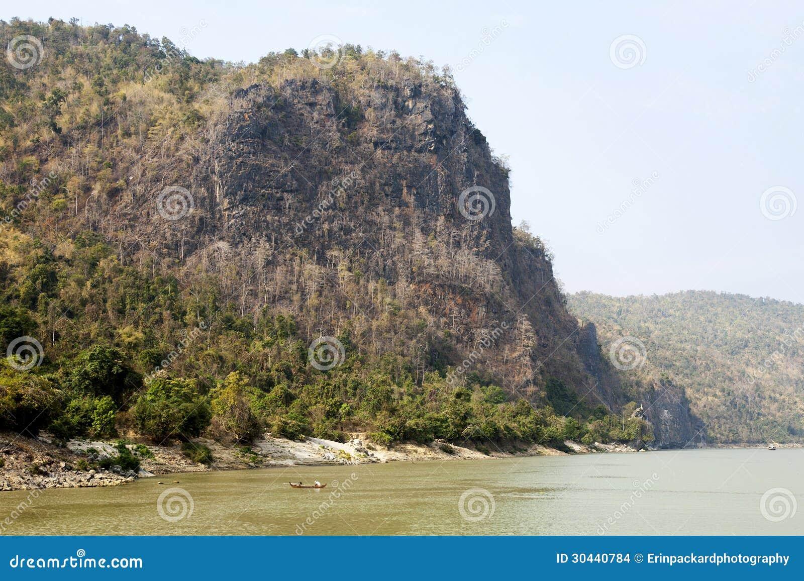 Tropici del fiume di Irrawaddy