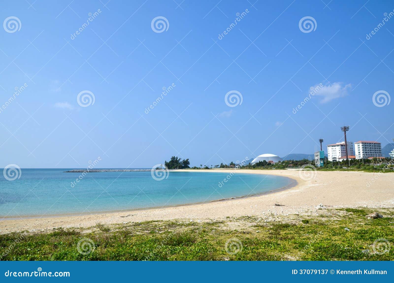 Download Tropikalna laguna obraz stock. Obraz złożonej z ocean - 37079137