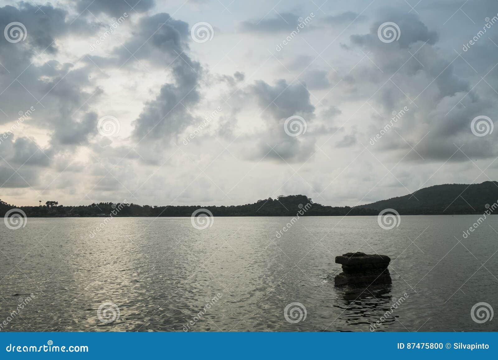 Tropisch Eiland Sao Tomé