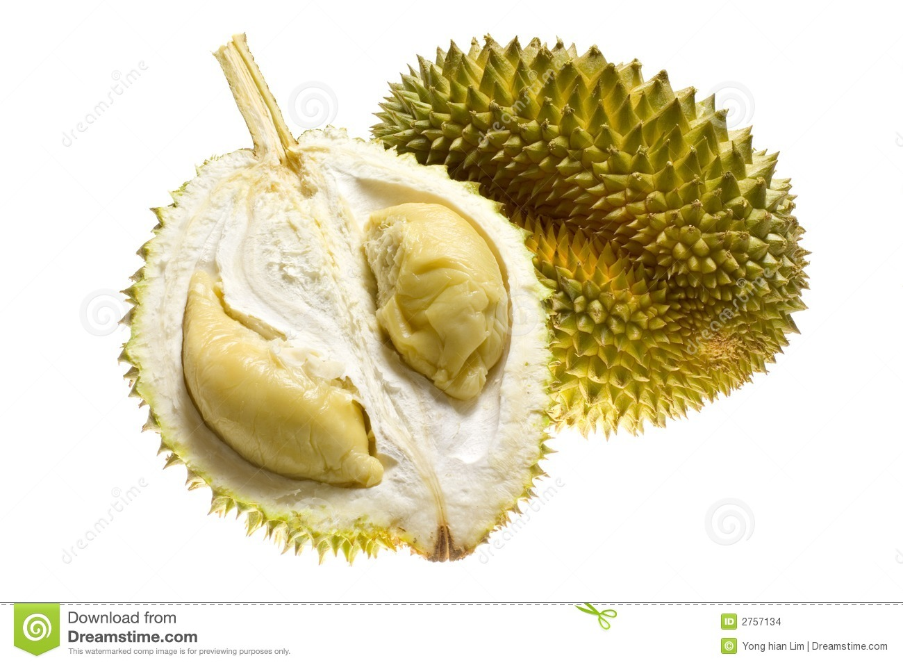 Tropisch fruit - Durian