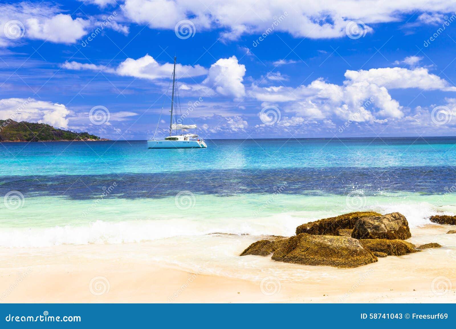 Tropisch paradijs - de eilanden van Seychellen