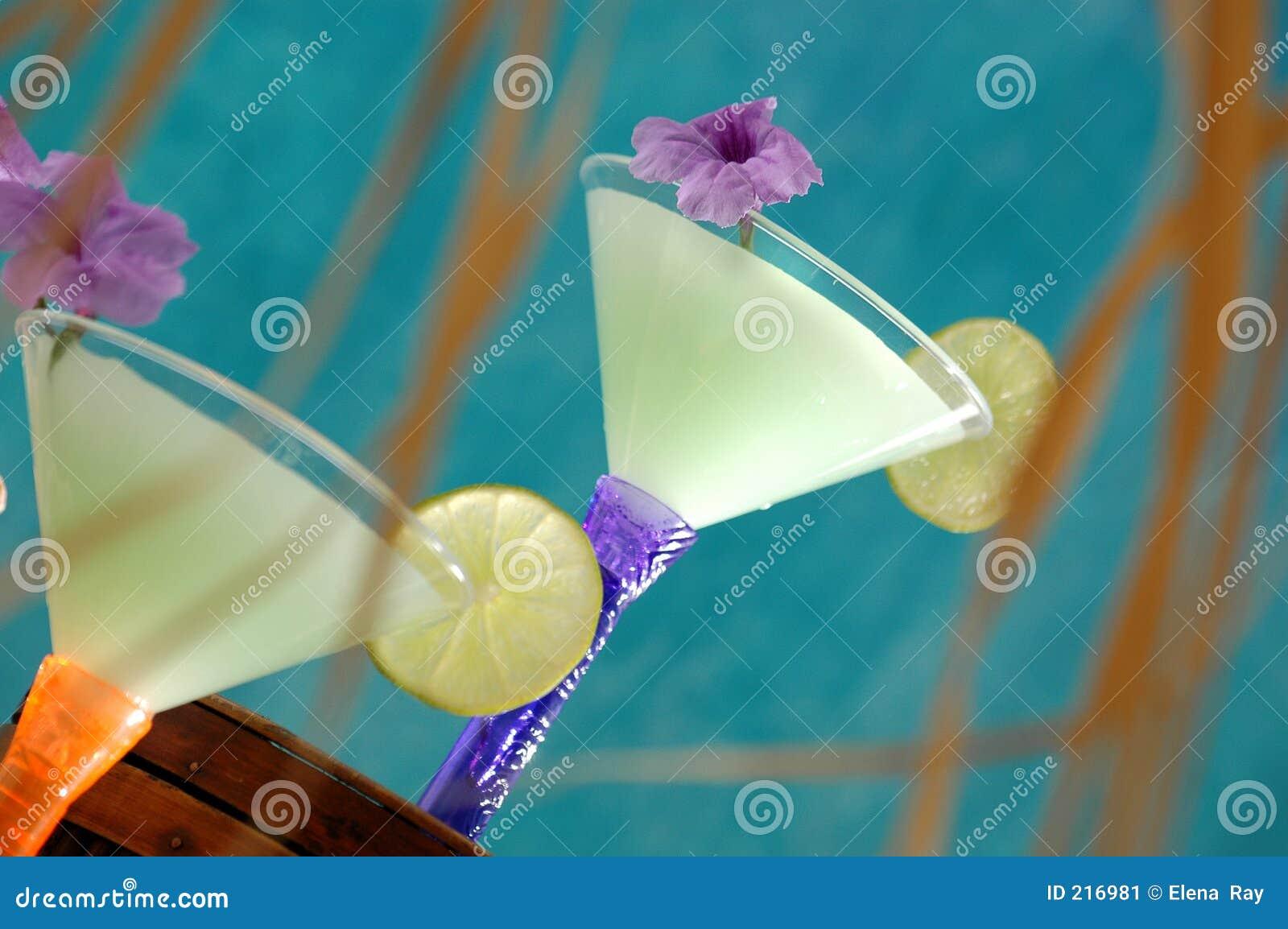 Tropische Cocktails 3