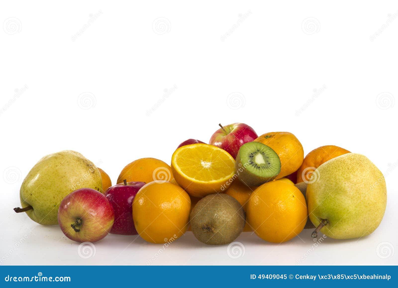 Download Tropische Frucht stockbild. Bild von zitrone, nahrung - 49409045