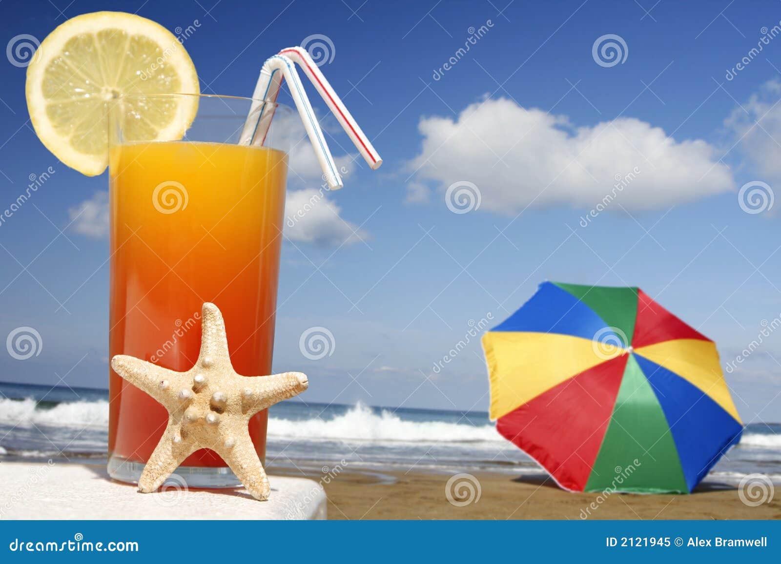 Tropisk drink
