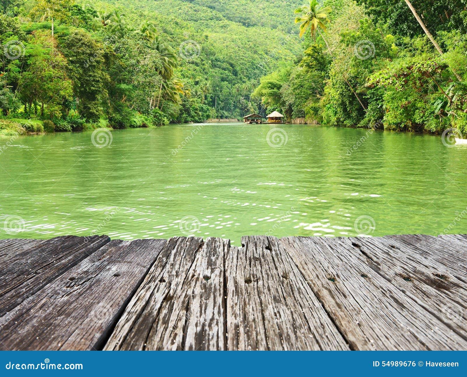 Tropisk flod