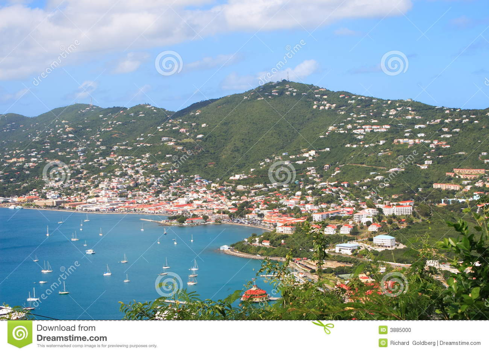 Tropisk hamn