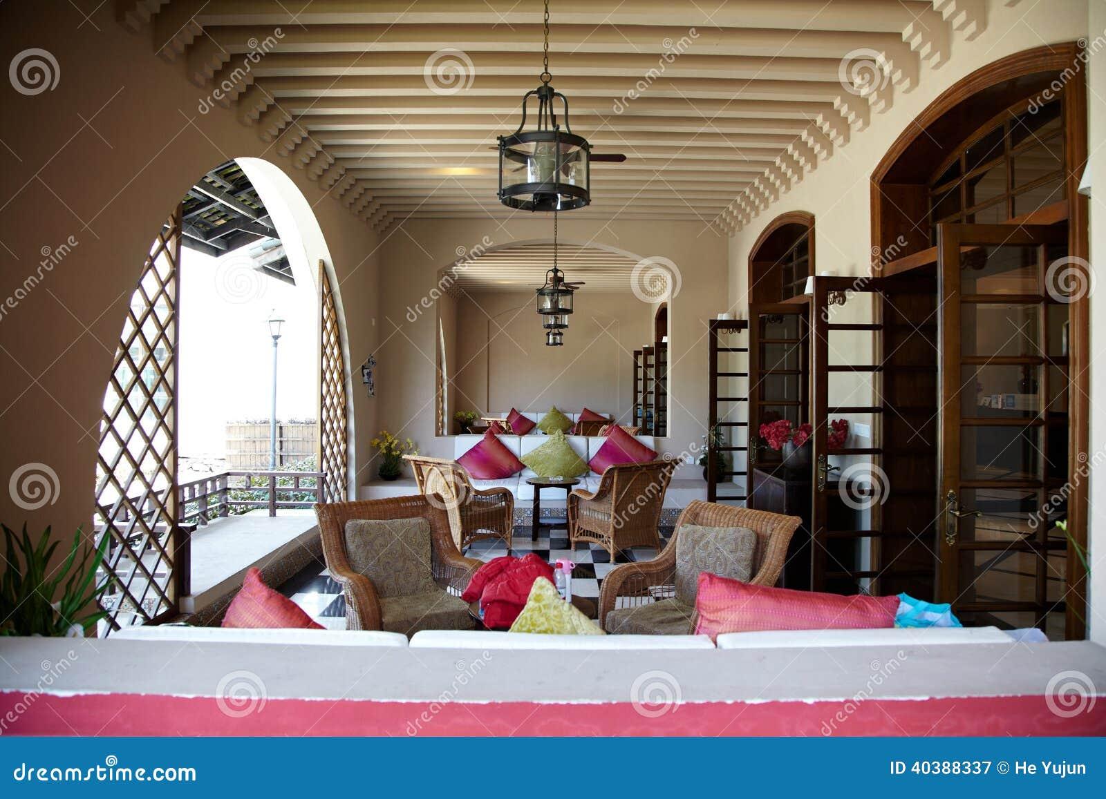 Tropisk hotellsemesterort