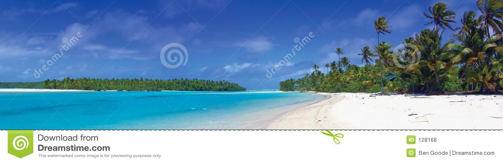 Tropisk panorama