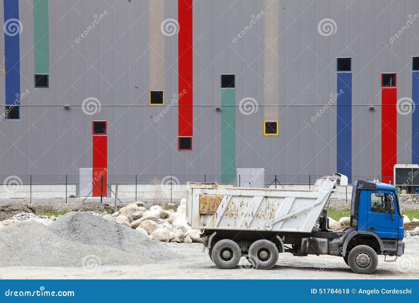 Troque le chantier de construction Béton, ciment et matériaux de construction