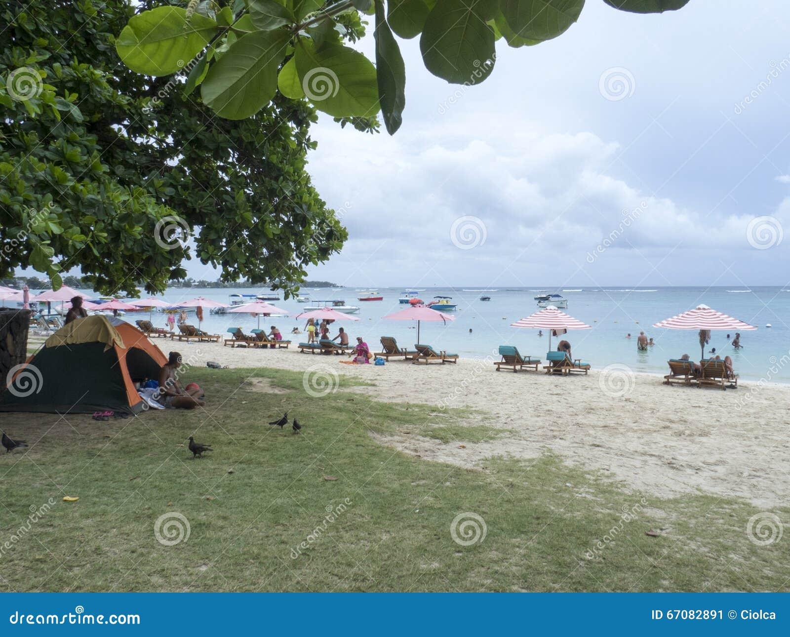 Trou-aux.-Biches, Îles Maurice