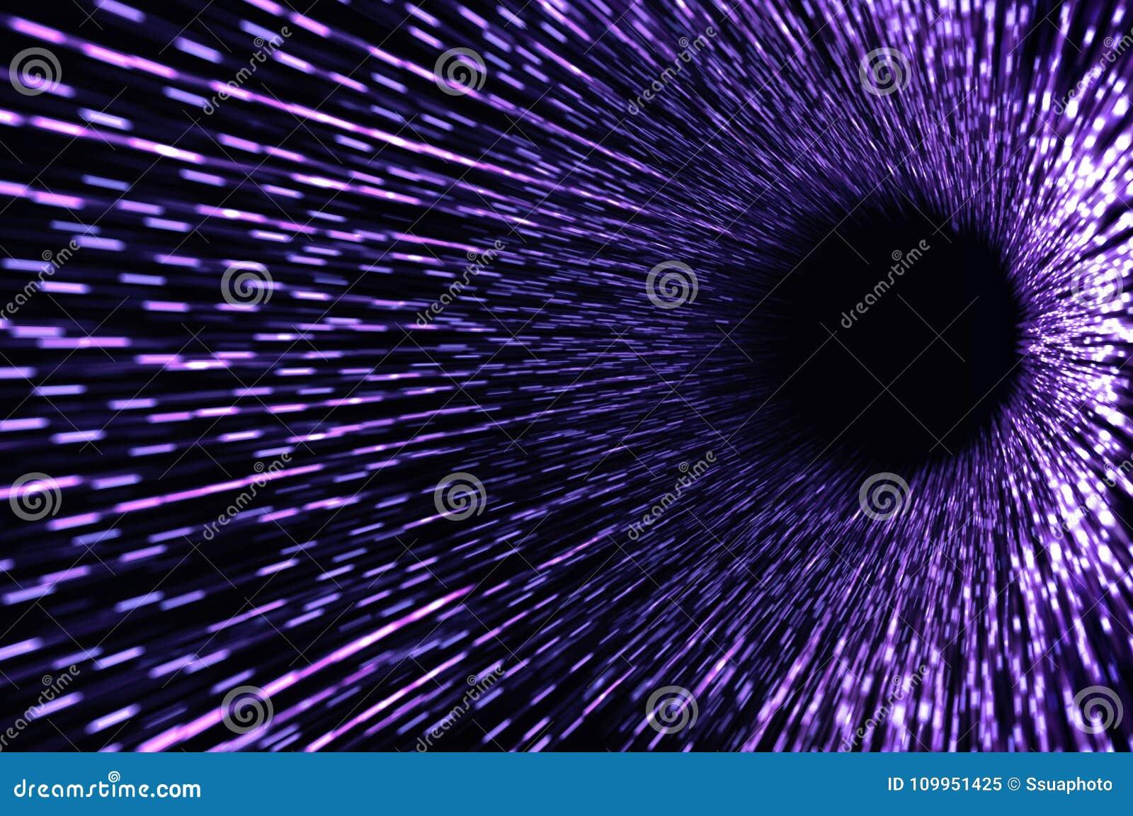 Trou noir de l espace