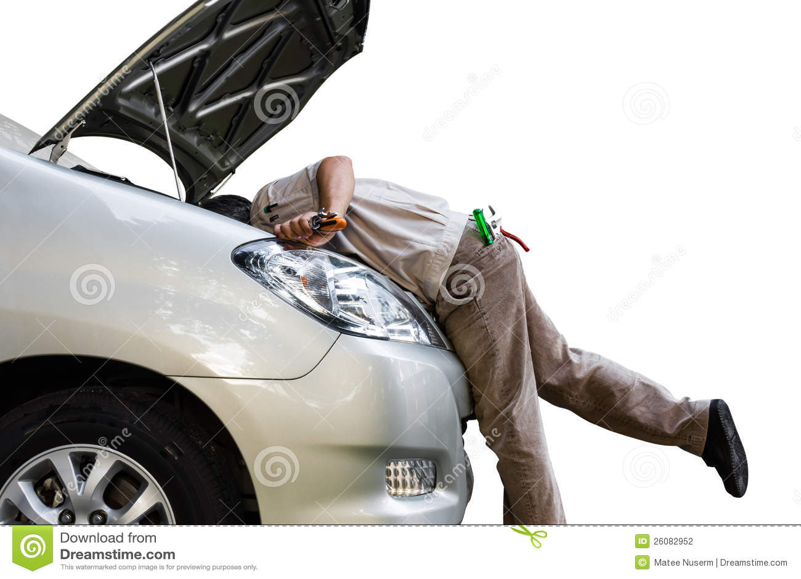 Troubleshooting автомобиля