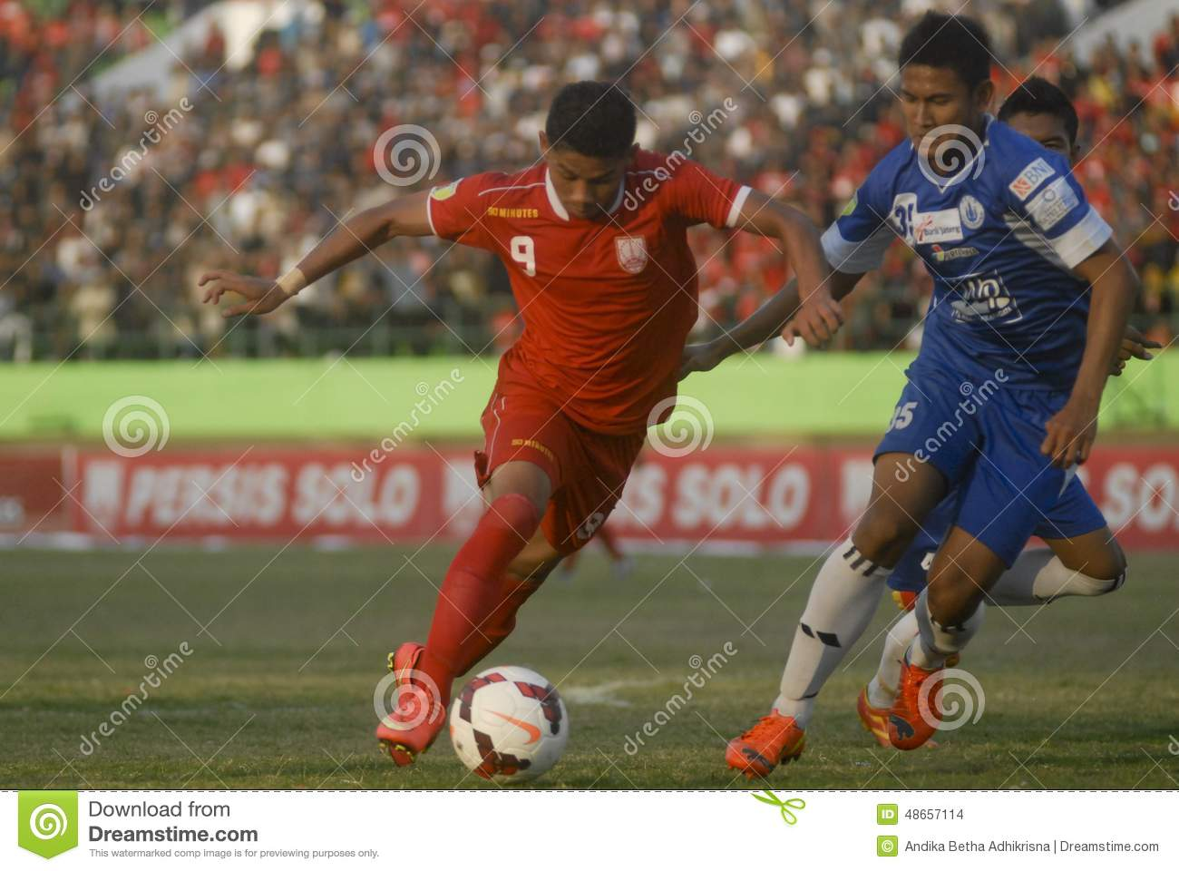 TROUBLESOME INDONESIAN SOCCER WORLD