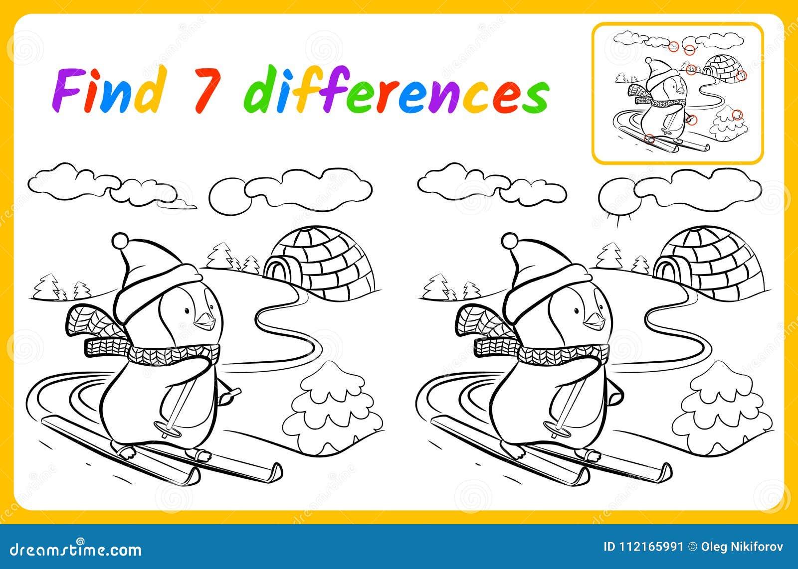 Trovi le differenze