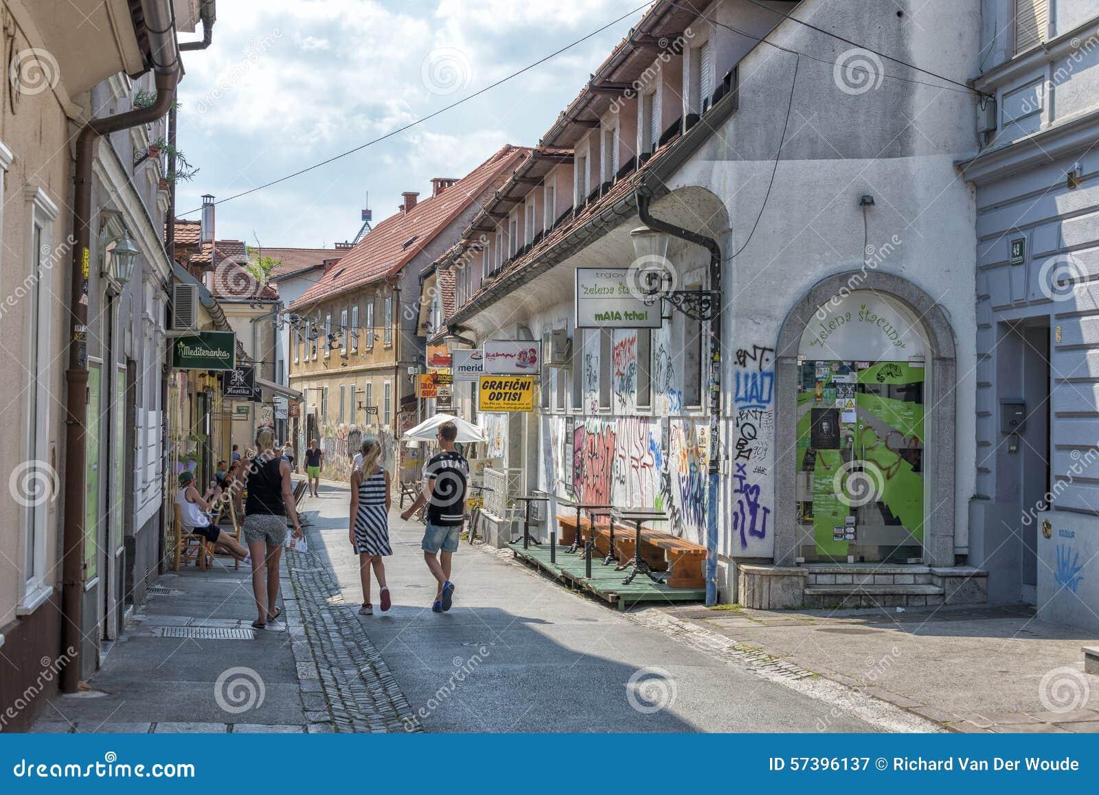 Trubarjeva Cesta, Ljubljana