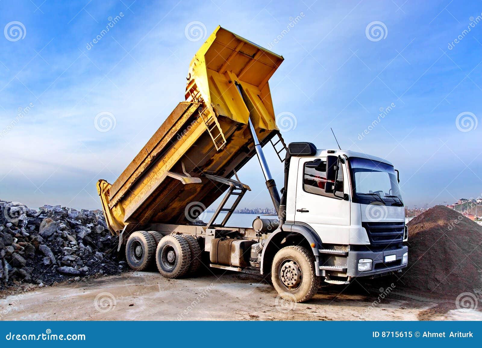 Truck απορρίψεων