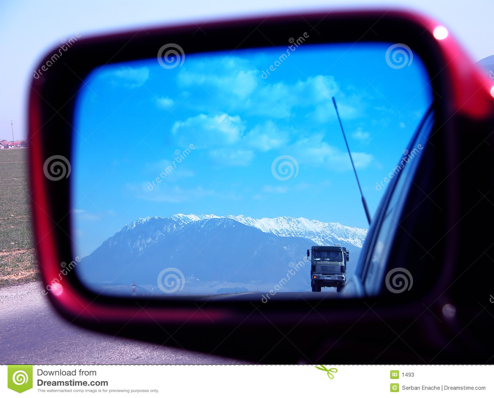Truck καθρεφτών