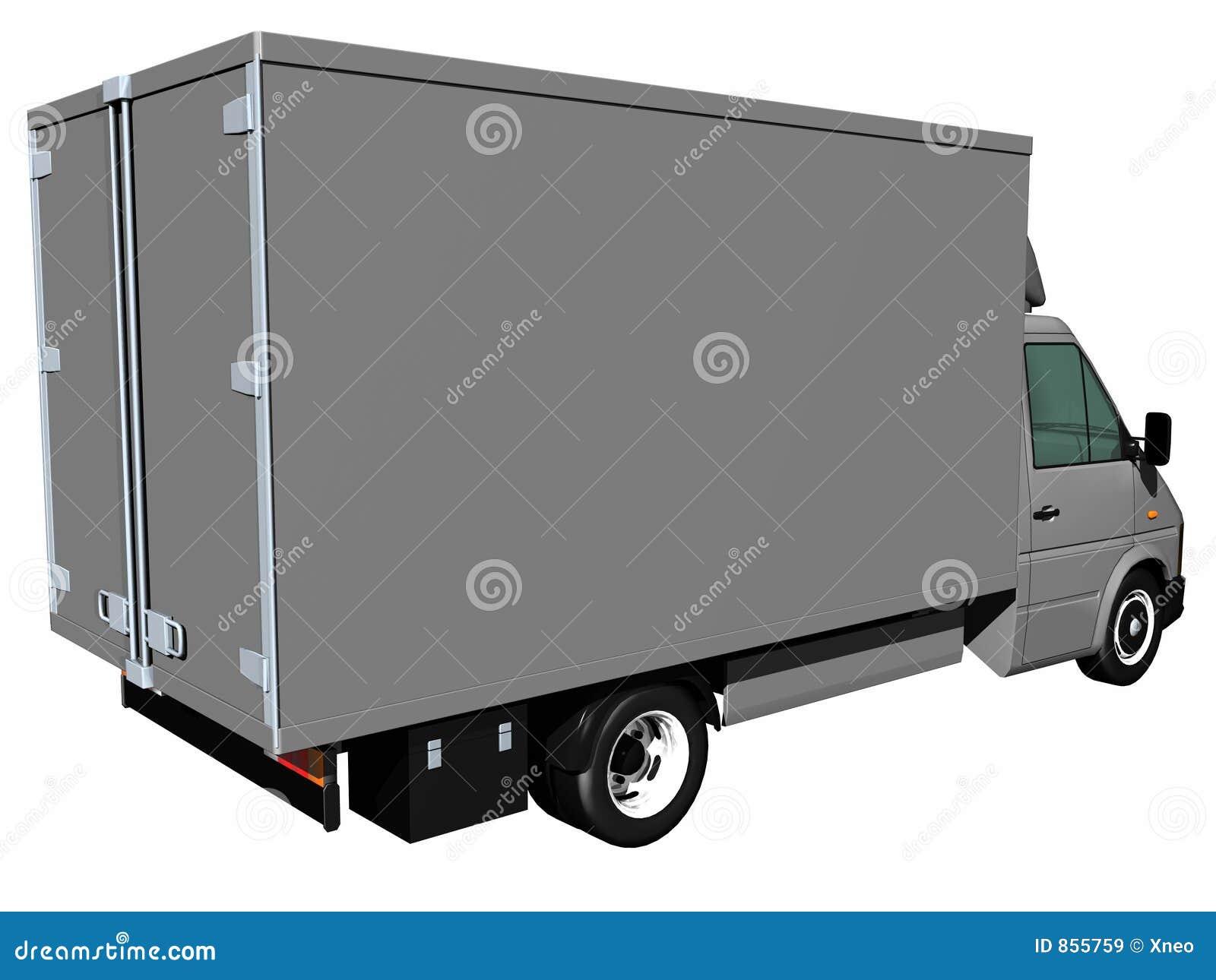 Truck παράδοσης