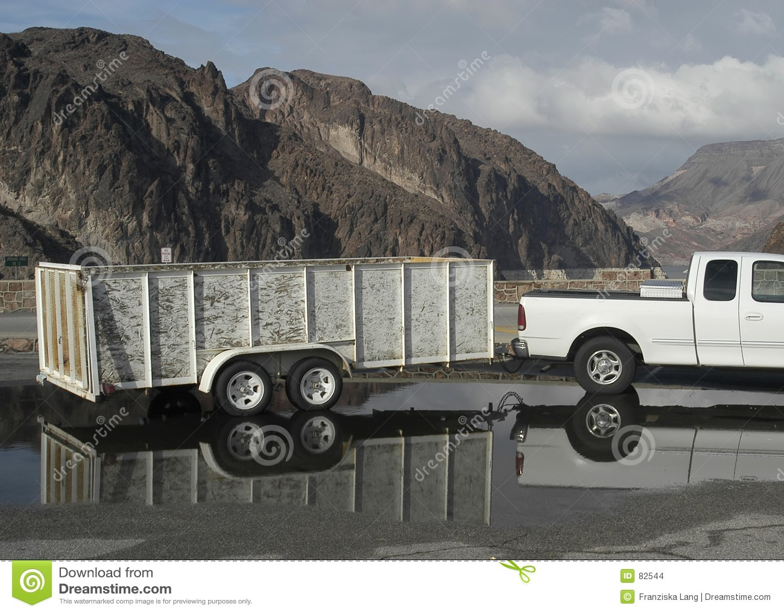 Truck ρυμουλκών