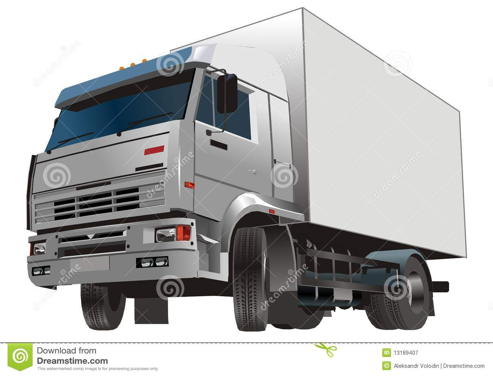 Truck φορτίου
